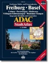 Atlas Freiburg/Basel/Colmar...
