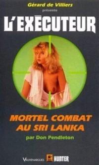 Mortel combat au Sri Lanka