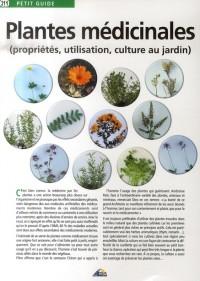 Le jardinage : Tome 4, Les plantes médicinales