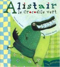 Alistair : Le crocodile vert