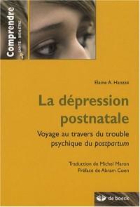 La dépression postnatale : Voyage au travers du trouble psychique du postpartum