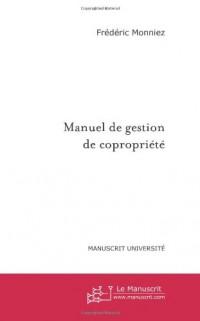 Manuel de Gestion de Copropriete