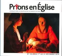 Prions Poche en Eglise N336 Decembre 2014