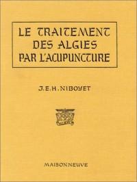 Le traitement des algies par l'acupuncture