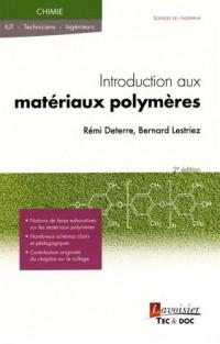 Introduction aux matériaux polymères