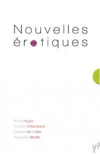 Nouvelles érotiques : Coffret en 4 volumes