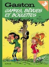 Gaston, Tome 16 : Gaffes, bévues et boulettes : Opération été 2018