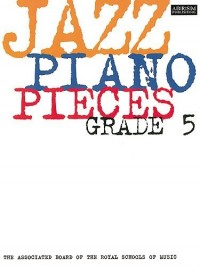 ABRSM Jazz Piano: Pieces Grade 5 - Partitions