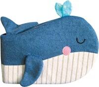 Le chant de la baleine : Un livre en tissu qui va aussi dans l'eau !
