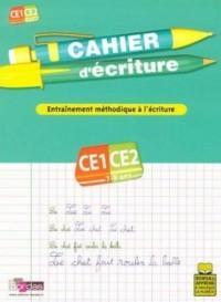 Cahier d'écriture CE1-CE2