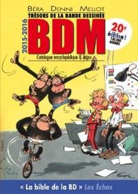 Trésors de la bande dessinée : BDM : Catalogue encyclopédique