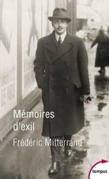 Mémoires d'exil [Poche]