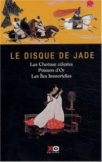 Le Disque de Jade, coffret de 3 volumes