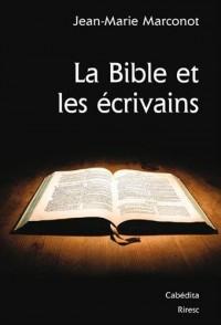 LA BIBLE DES ECRIVAINS
