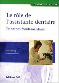 Le rôle de l'assistante dentaire : Principes fondamentaux