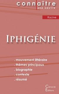 Fiche de lecture Iphigénie de Jean Racine (Analyse littéraire de référence et résumé complet)