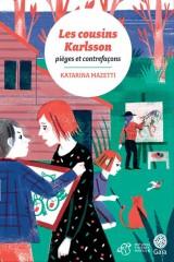Les cousins Karlsson, Tome 8 : Pièges et contrefaçons [Poche]