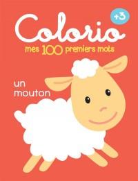 100 Premiers Mots - Mouton (Mes)