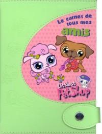 Le carnet de tous mes amis : carnet d'amitié