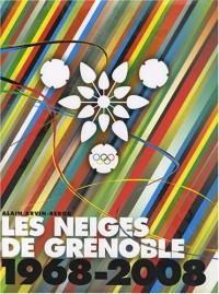 Les neiges de Grenoble