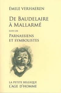 De Baudelaire à Mallarmé