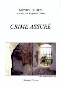 Crime assuré