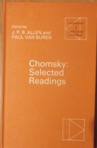 Chomsky: Selected Readings