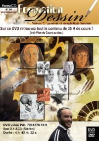 Formation dessin. volume 2 : portrait et morphologie humainesur ce DVD retrouvez le contenu d'une fo