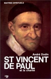 St Vincent de Paul et la charité