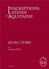 Inscriptions latines d'Aquitaine
