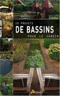 10 projets de bassins pour le jardin