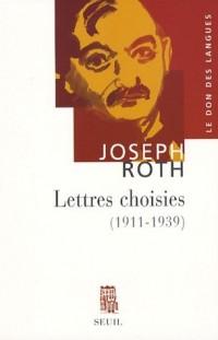 Lettres choisies (1911-1939)
