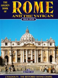 The Golden Book of Rome and the Vatican (English Edition)