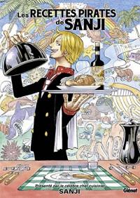 One Piece Les recettes pirates de Sanji : Le cuisinier marin de première classe