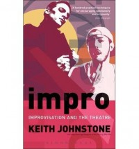 [ IMPRO IMPROVISATION AND THE THEATRE BY JOHNSTONE, KEITH](AUTHOR)PAPERBACK