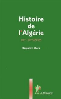 Coffret histoire de l'Algérie  xixe-xxe siecles (3 vol)