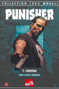 Punisher T07 Fratrie