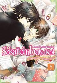 Sekai Ichi Hatsukoi, Tome 5 :