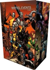 Coffret Marvel Events : X-Men