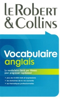 Le Robert et Collins : Vocabulaire anglais