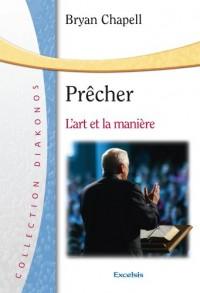 Prêcher. L'art et la manière