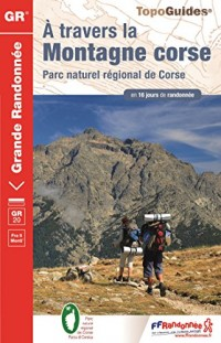 A Travers Montagne Corse Ned 2016 - 2a-2b - Gr20 - 067