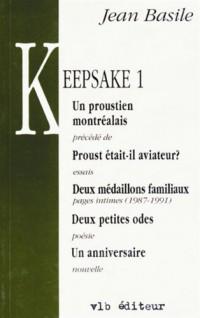 KEEPSAKE T.1
