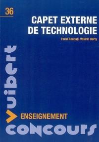 CAPET externe de technologie