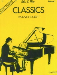 Partition: Classics piano duet vol. 1