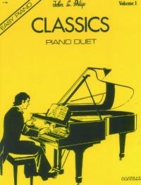 Partition: Classics piano duet vol. 1