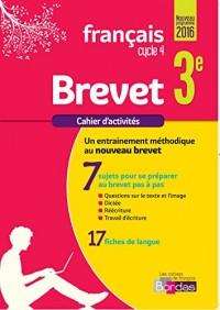 Cahier Français Brevet 2017