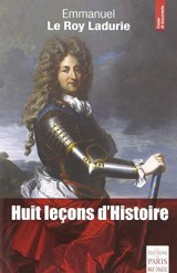 Huit leçons d'histoire