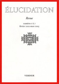 Elucidation, numéros 1 à 7