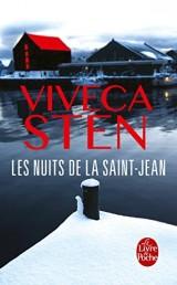 Couverture du livre Les Nuits de la Saint-Jean